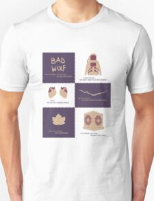 Doctor Who | Story Arcs Unisex T-Shirt