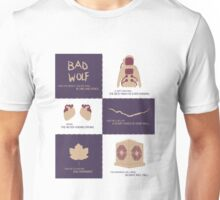 Doctor Who |Story Arcs Unisex T-Shirt
