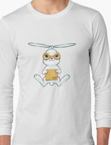 Postal Bunny Long Sleeve T-Shirt