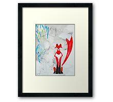 Trickster 2 Framed Print