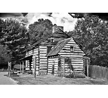 Hannastown IV ~ Series Photographic Print