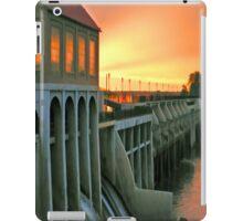 Sunset On The Dam iPad Case iPad Case/Skin