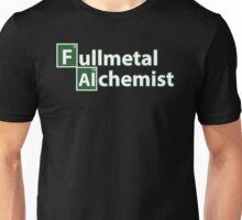 fullmetal alchemist breaking bad  Unisex T-Shirt