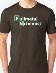 fullmetal alchemist breaking bad  T-Shirt