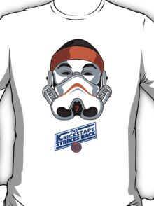 The KnicksTape Strikes Back!! (White) T-Shirt