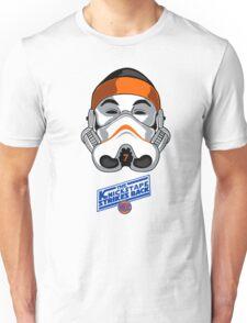 The KnicksTape Strikes Back!! (White) Unisex T-Shirt