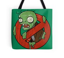 Zombie Buster Tote Bag