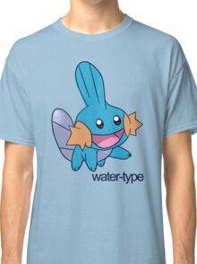 Pokemon Water-types - Mudkip Classic T-Shirt