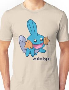 Pokemon Water-types - Mudkip Unisex T-Shirt