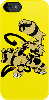 【16300+ views】Pokemon  Elekid>Electabuzz>Electivire by Ruo7in