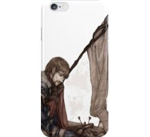 Fallen Knight iPhone Case/Skin