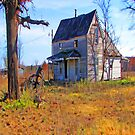 Old House iPad Case by ipadjohn