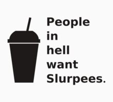 walking dead - daryl dixon quotes - slurpees in hell black by moonshine and lollipops
