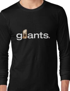 San Francisco Giants World Series Trophy (adult size) Long Sleeve T-Shirt