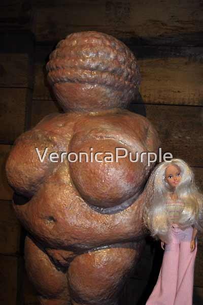 Venus and Veronica in Hallstatt by VeronicaPurple