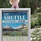 Dolomiti Shuttle by VeronicaPurple
