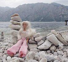 Lake Garda... ah! by VeronicaPurple