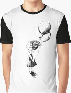 Girl Graphic T-Shirt