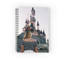 Big girls dream.  Spiral Notebook