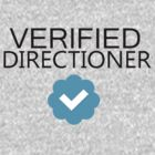Verified Directioner Shirt by femmefatale22