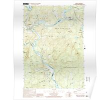USGS TOPO Map New Hampshire NH Bristol 329491 2000 24000 Poster