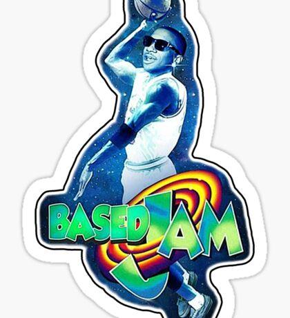 based jam 2 Sticker