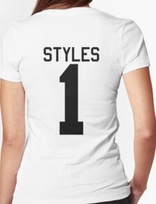 Harry Styles jersey (black text) T-Shirt
