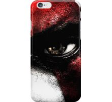 Kratos' eye iPhone Case/Skin