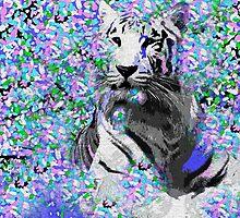 Tiger by Saundra Myles