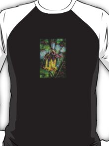 Hanging Flowers Machine Dreams T-Shirt