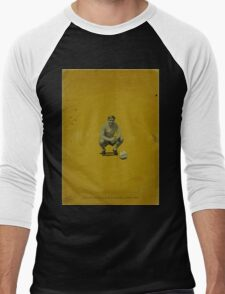 Ron Atkinson - Oxford United Men's Baseball ¾ T-Shirt