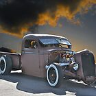 Rat Rod Ride by DaveKoontz