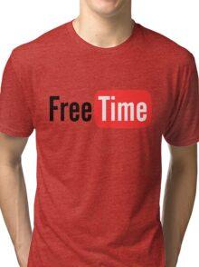 Free Time Tri-blend T-Shirt
