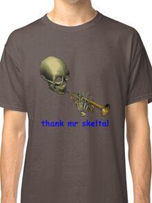 doot doot mr skeltal Classic T-Shirt