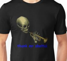 doot doot mr skeltal Unisex T-Shirt