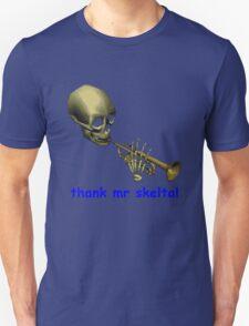doot doot mr skeltal Unisex T-Shirt