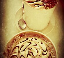 ~ Coffee for Two ~ by Donna Keevers Driver