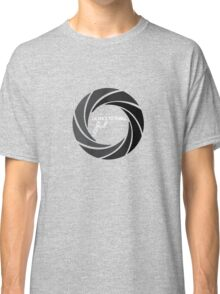 Licence to thrill W Classic T-Shirt