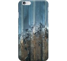 photo of rusting steel sheet iPhone Case/Skin