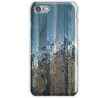 photo of rusting steel sheet iPhone Case/Skin