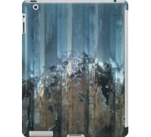photo of rusting steel sheet iPad Case/Skin