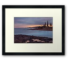 South West Rocks, NSW Australia Framed Print