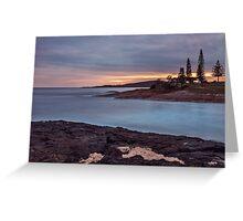 South West Rocks, NSW Australia Greeting Card