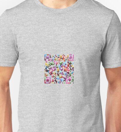 QR Unisex T-Shirt