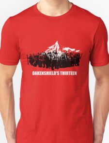 Oakenshield's Thirteen T-Shirt