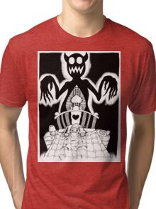 Monsters! Night Monsters! Tri-blend T-Shirt