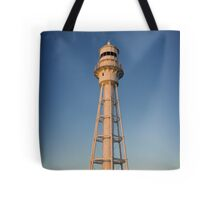 Currie Harbour Lighthouse Tote Bag