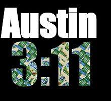 Austin 3:11 by DongSchlongson