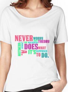 Robert A. Heinlein Quote Women's Relaxed Fit T-Shirt