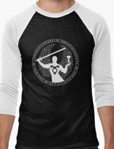 Raziel & The Mortal Instruments (The Shadowhunter's Seal) Men's Baseball ¾ T-Shirt